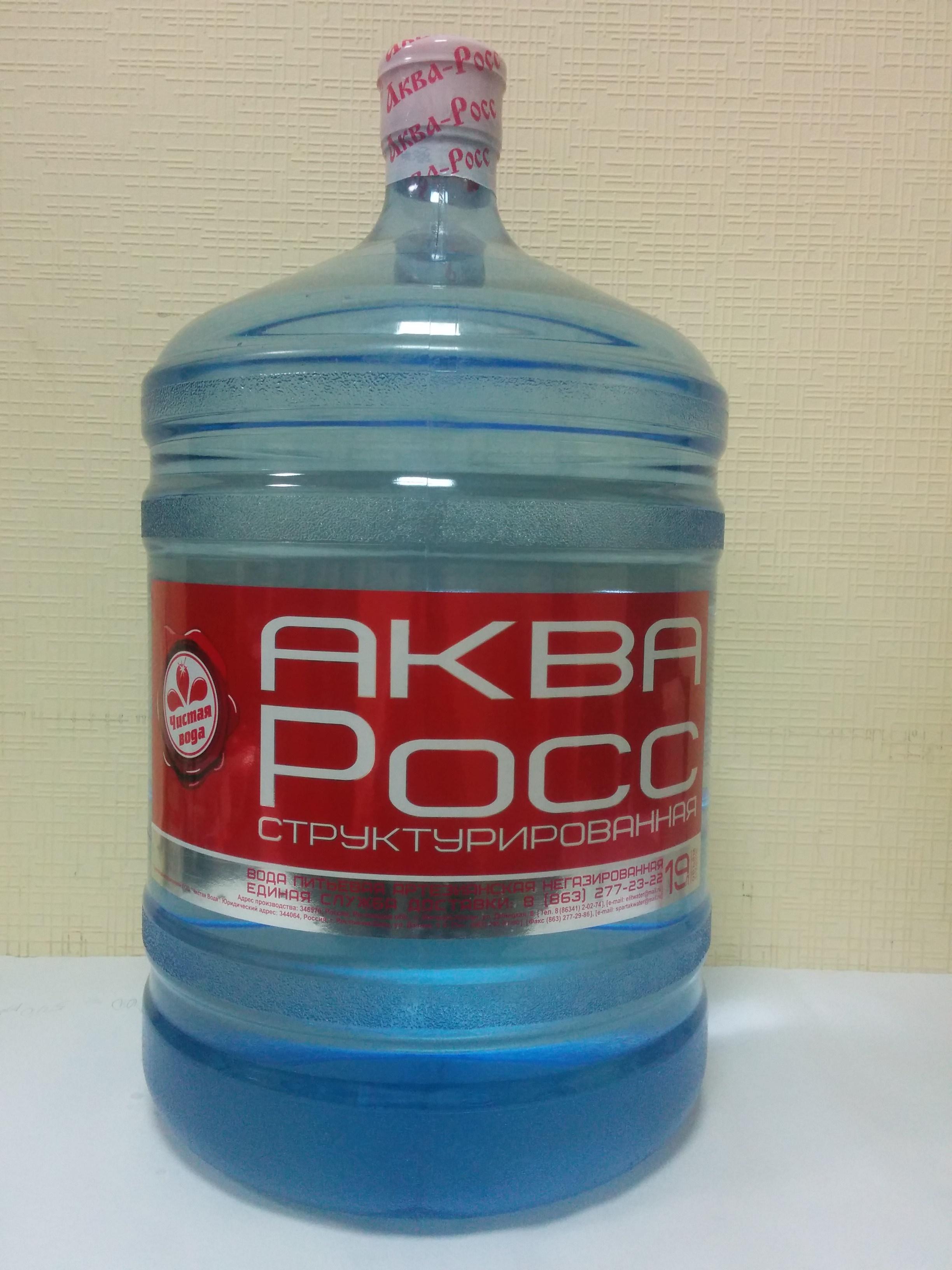 вода от холестерина